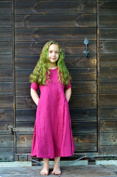 child dress, meiteņu kleita